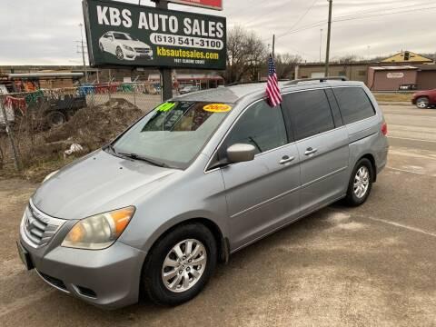 2009 Honda Odyssey for sale at KBS Auto Sales in Cincinnati OH