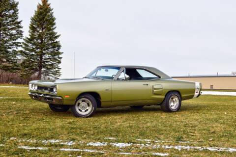 1969 Dodge Super Bee for sale at Hooked On Classics in Watertown MN