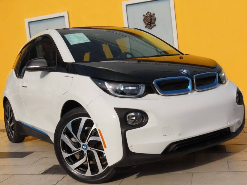 2017 BMW i3 for sale at Paradise Motor Sports LLC in Lexington KY