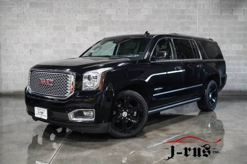 2016 GMC Yukon XL for sale at J-Rus Inc. in Macomb MI