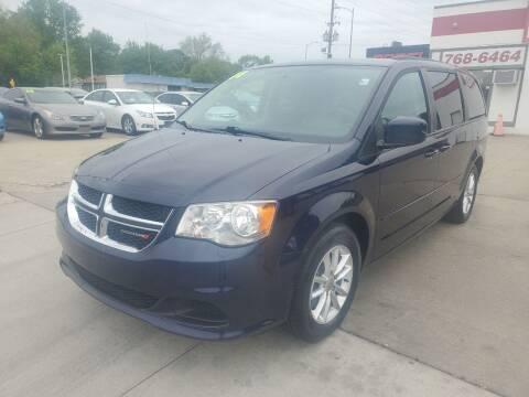 2014 Dodge Grand Caravan for sale at Quallys Auto Sales in Olathe KS