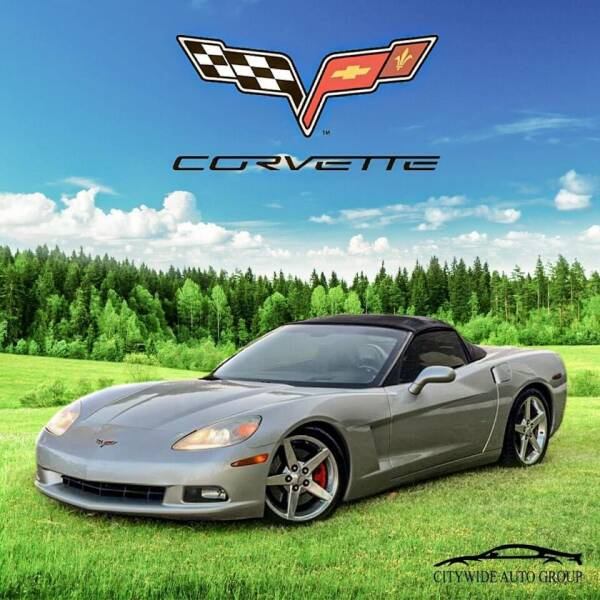 2005 Chevrolet Corvette for sale at Citywide Auto Group LLC in Pompano Beach FL