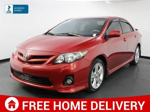 2011 Toyota Corolla for sale at Florida Fine Cars - West Palm Beach in West Palm Beach FL
