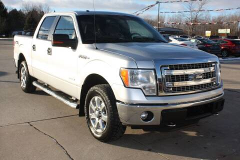 2013 Ford F-150 for sale at Sandusky Auto Sales in Sandusky MI