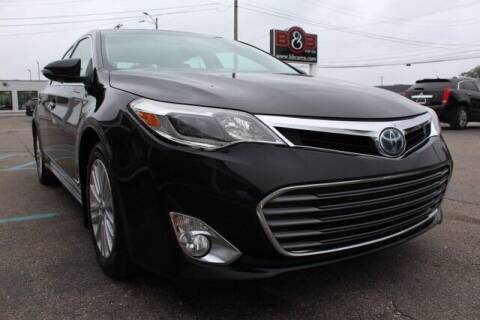 2014 Toyota Avalon Hybrid for sale at B & B Car Co Inc. in Clinton Twp MI