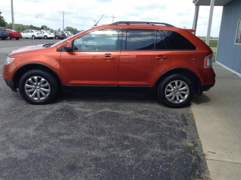 2008 Ford Edge for sale at Kevin's Motor Sales in Montpelier OH