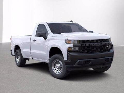 2021 Chevrolet Silverado 1500 for sale at Jimmys Car Deals at Feldman Chevrolet of Livonia in Livonia MI