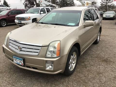 2006 Cadillac SRX for sale at Sparkle Auto Sales in Maplewood MN