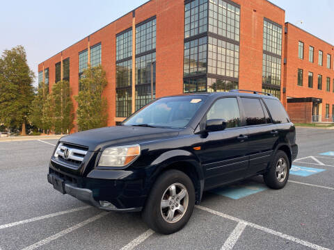 2008 Honda Pilot for sale at Auto Wholesalers Of Rockville in Rockville MD