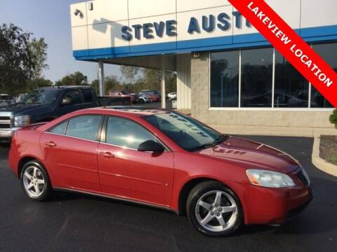2007 Pontiac G6 for sale at Austins At The Lake in Lakeview OH