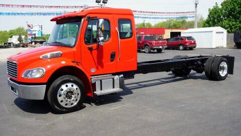 2022 Freightliner M2 Extended Cab for sale at Rick's Truck and Equipment in Kenton OH
