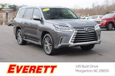 2019 Lexus LX 570 for sale at Everett Chevrolet Buick GMC in Hickory NC