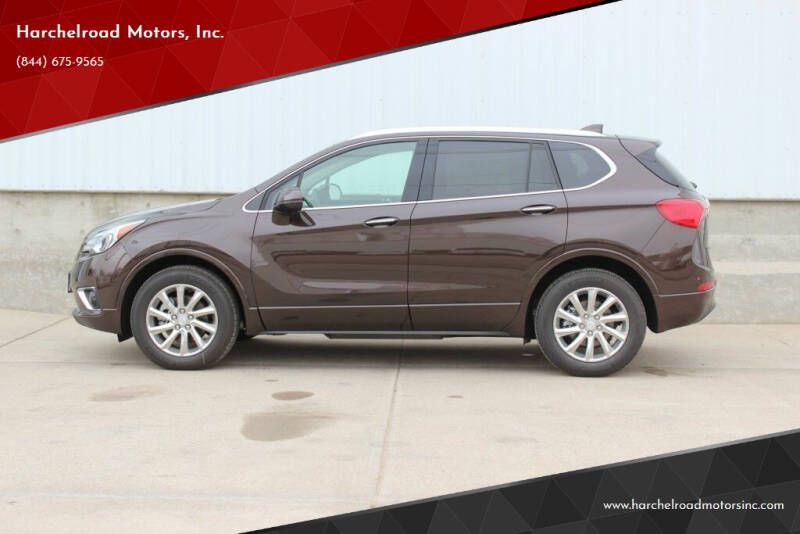 2020 Buick Envision for sale at Harchelroad Motors, Inc. in Imperial NE