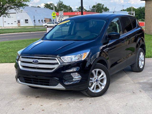 2019 Ford Escape for sale at Rolling Wheels LLC in Hesston KS