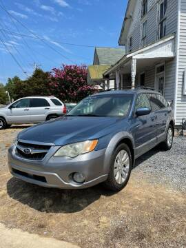 2009 Subaru Outback for sale at Village Auto Center INC in Harrisonburg VA