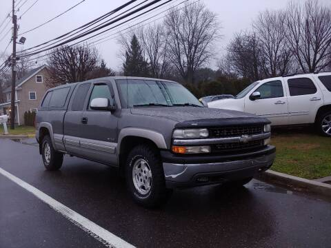 2000 Chevrolet Silverado 1500 for sale at Motor Pool Operations in Hainesport NJ