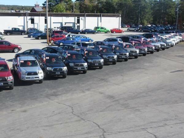 2015 Toyota Tacoma 4x4 V6 4dr Access Cab 6.1 ft SB 5A - Concord NH