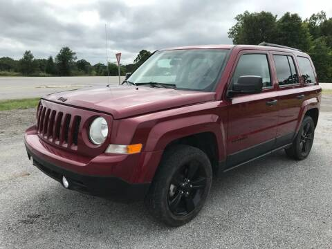 2015 Jeep Patriot for sale at Champion Motorcars in Springdale AR