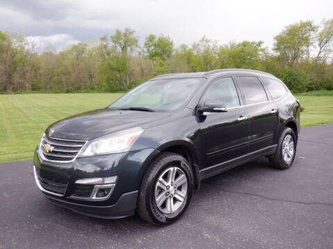 2015 Chevrolet Traverse for sale at MIKES AUTO CENTER in Lexington OH