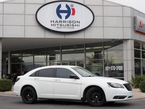 2013 Chrysler 200 for sale at Harrison Imports in Sandy UT
