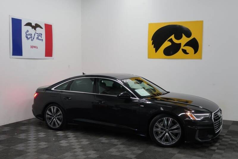 2019 Audi A6 for sale in Iowa City, IA
