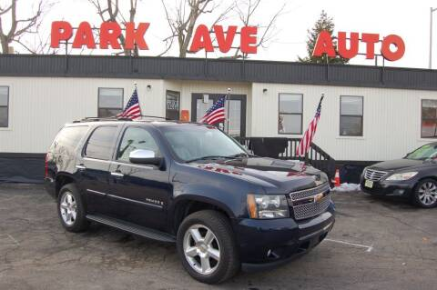 2007 Chevrolet Tahoe for sale at Park Ave Auto Inc. in Worcester MA