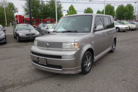 2006 Scion xB for sale at Leavitt Auto Sales and Used Car City in Everett WA