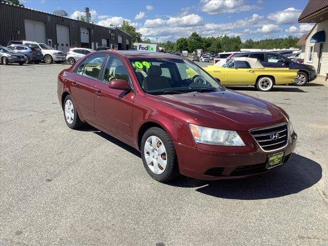 2009 Hyundai Sonata for sale at SHAKER VALLEY AUTO SALES in Enfield NH