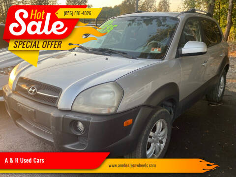 2006 Hyundai Tucson for sale at A & R Used Cars in Clayton NJ
