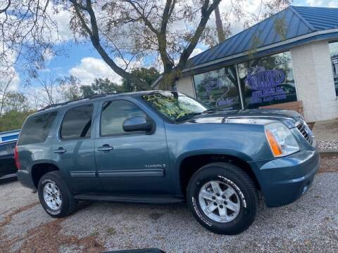 2009 GMC Yukon for sale at Wallers Auto Sales LLC in Dover OH
