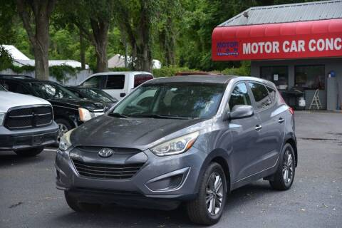 2015 Hyundai Tucson for sale at Motor Car Concepts II - Apopka Location in Apopka FL