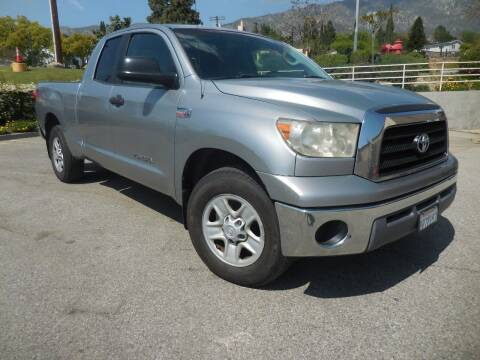 2008 Toyota Tundra for sale at ARAX AUTO SALES in Tujunga CA