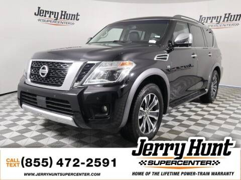 2017 Nissan Armada for sale at Jerry Hunt Supercenter in Lexington NC