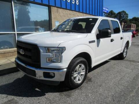 2015 Ford F-150 for sale at Southern Auto Solutions - 1st Choice Autos in Marietta GA