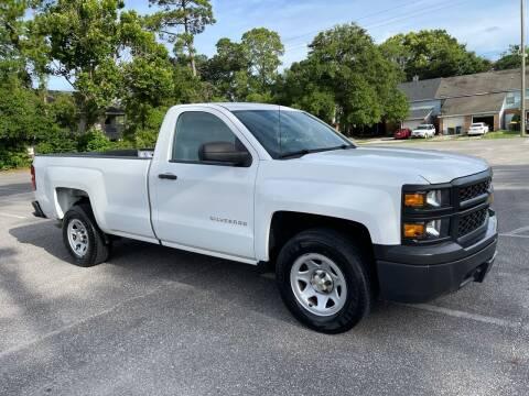 2014 Chevrolet Silverado 1500 for sale at Asap Motors Inc in Fort Walton Beach FL