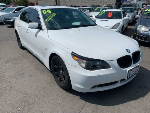 2004 BMW 5 Series for sale at North County Auto in Oceanside CA