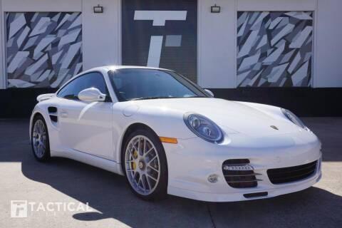 2013 Porsche 911 for sale at Tactical Fleet in Addison TX