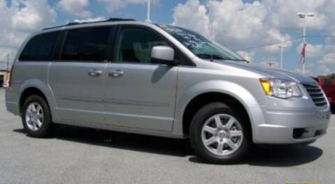 2010 Dodge Grand Caravan for sale at CANDOR INC in Toms River NJ