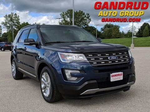 2016 Ford Explorer for sale at Gandrud Dodge in Green Bay WI