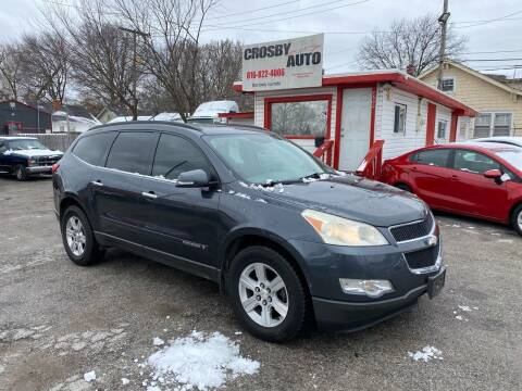 2009 Chevrolet Traverse for sale at Crosby Auto LLC in Kansas City MO