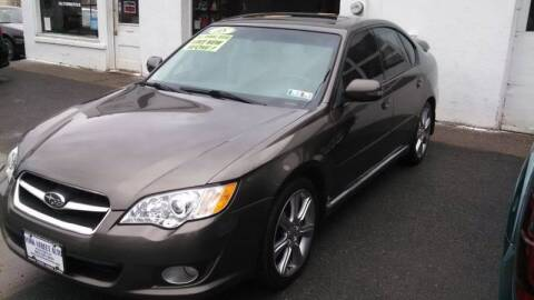 2008 Subaru Legacy for sale at York Street Auto in Poultney VT