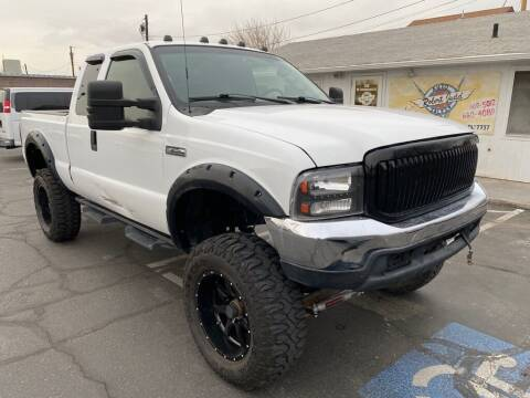 2000 Ford F-250 Super Duty for sale at Robert Judd Auto Sales in Washington UT