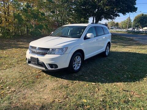 2015 Dodge Journey for sale at CItywide Auto Credit in Oregon OH