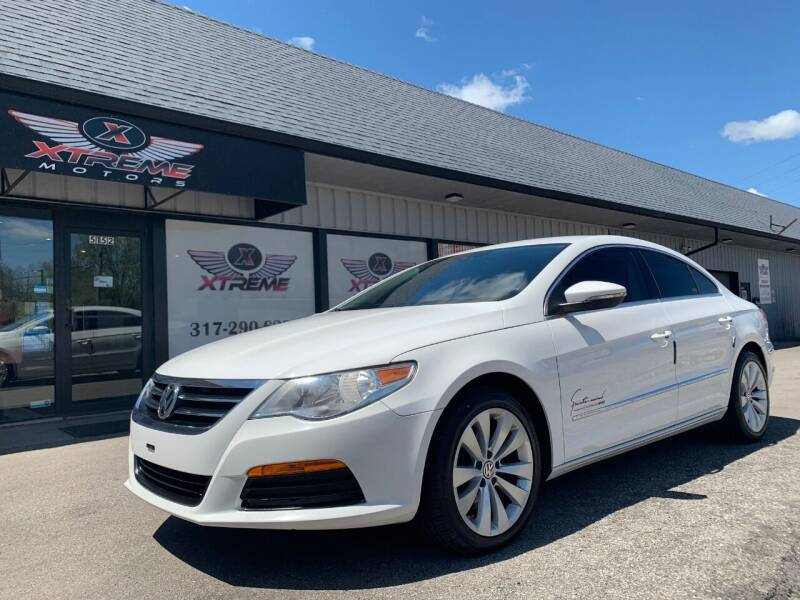 2012 Volkswagen CC for sale at Xtreme Motors Inc. in Indianapolis IN