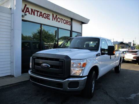 2015 Ford F-250 Super Duty for sale at Vantage Motors LLC in Raytown MO