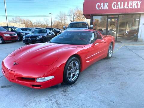 2000 Chevrolet Corvette for sale at Car Gallery in Oklahoma City OK