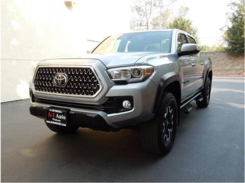 2019 Toyota Tacoma for sale at A-1 Auto Wholesale in Sacramento CA