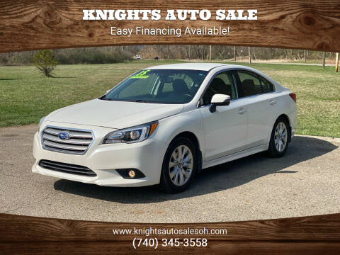 2015 Subaru Legacy for sale at Knights Auto Sale in Newark OH