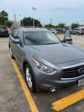 2014 Infiniti QX70 for sale at FREDY USED CAR SALES in Houston TX