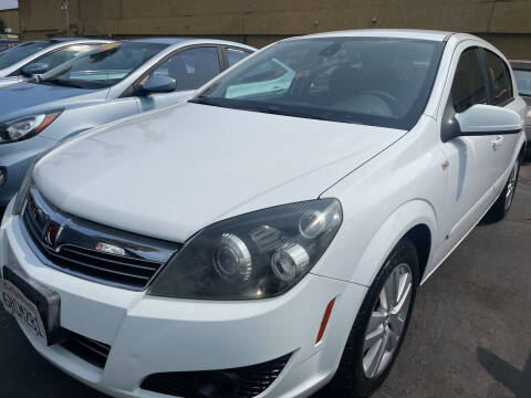 2008 Saturn Astra for sale at CARZ in San Diego CA